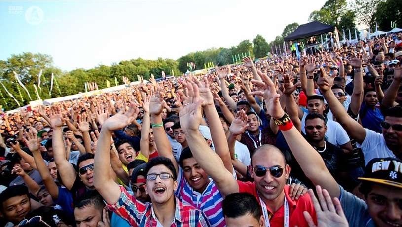 London Mela Festival Celebrates South Asian Culture