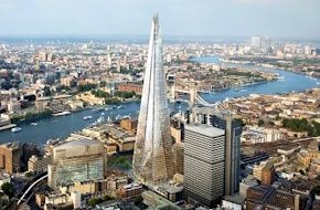 Shard Restaurants At London Bridge